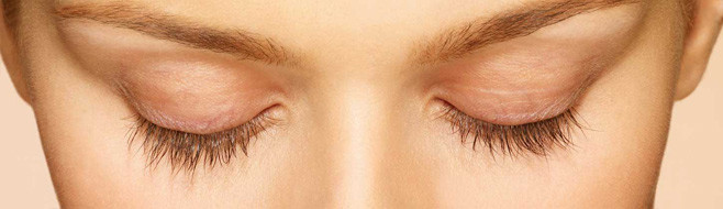 Latisse Eyelash Treatment Before and After Picture - 12 Weeks
